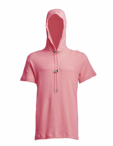 Rochambeau - Compose Hoodie Pink - COMMON