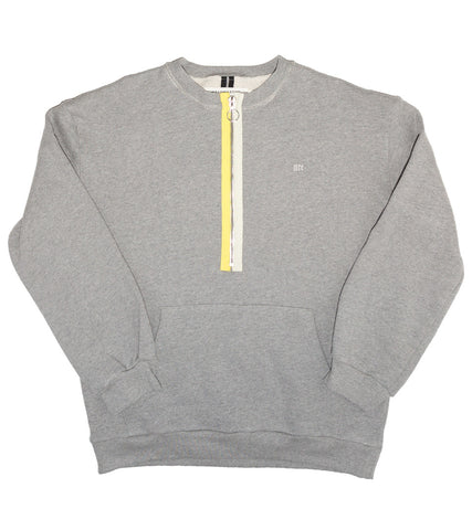 MR. COMPLETELY - ZIPPER CREWNECK