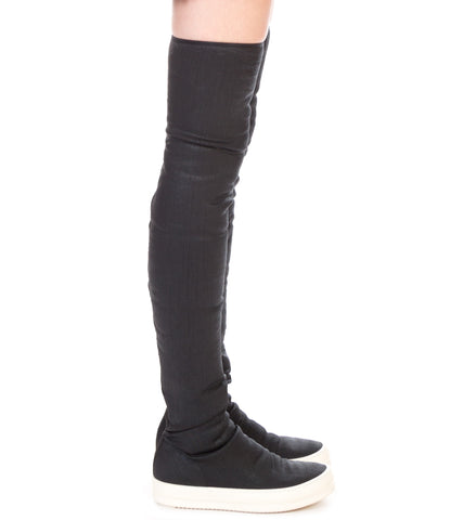 RICK OWENS DRKSHDW VEGAN STOCKING SNEAK