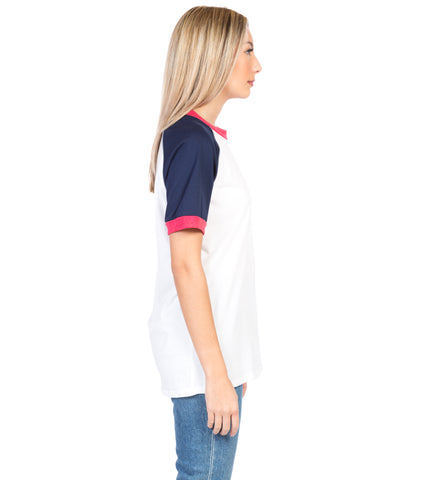 HOWARD CREW NECK TEE