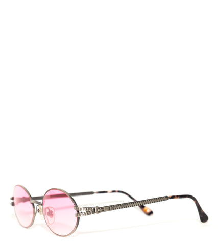 3062ea50515 VINTAGE FRAMES - PAOLO GUCCI 7205 HINI 21K GOLD PLATED