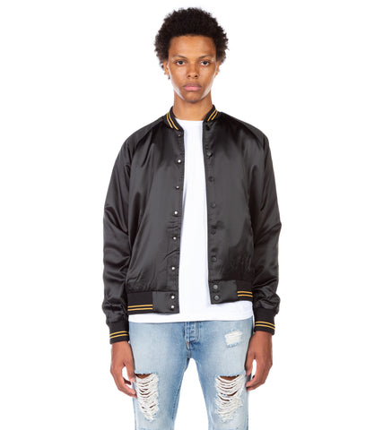 STAMPD - COACHES BASEBALL JACKET