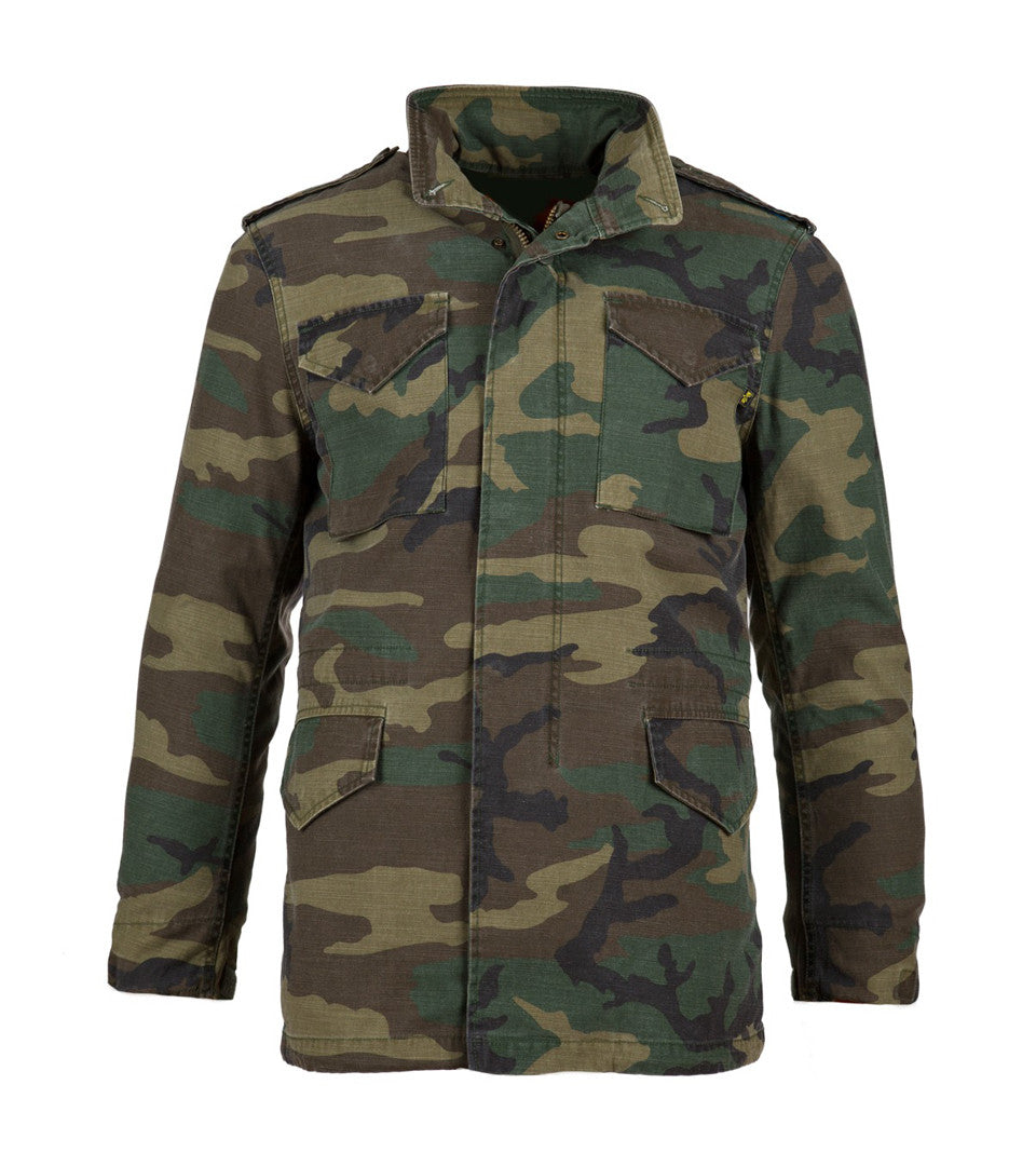 ALPHA INDUSTRIES - M-65 DEFENDER - COMMON  - 1