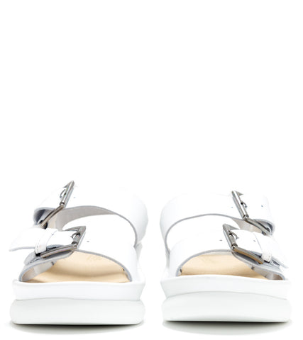 L'INTERVALLE - Rafi Leather Sandal