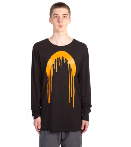ROCHAMBEAU - PAINT DRIP LONG SLEEVE TEE