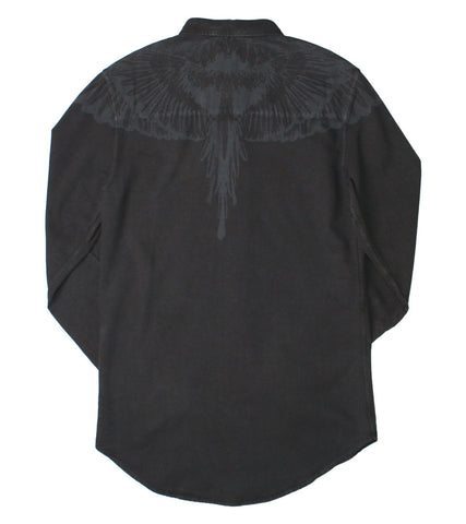 MARCELO BURLON COUNTY OF MILAN - HOYADA SHIRT - COMMON  - 2