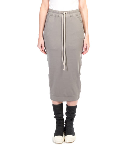 SOFT SHORT PILLAR SKIRT