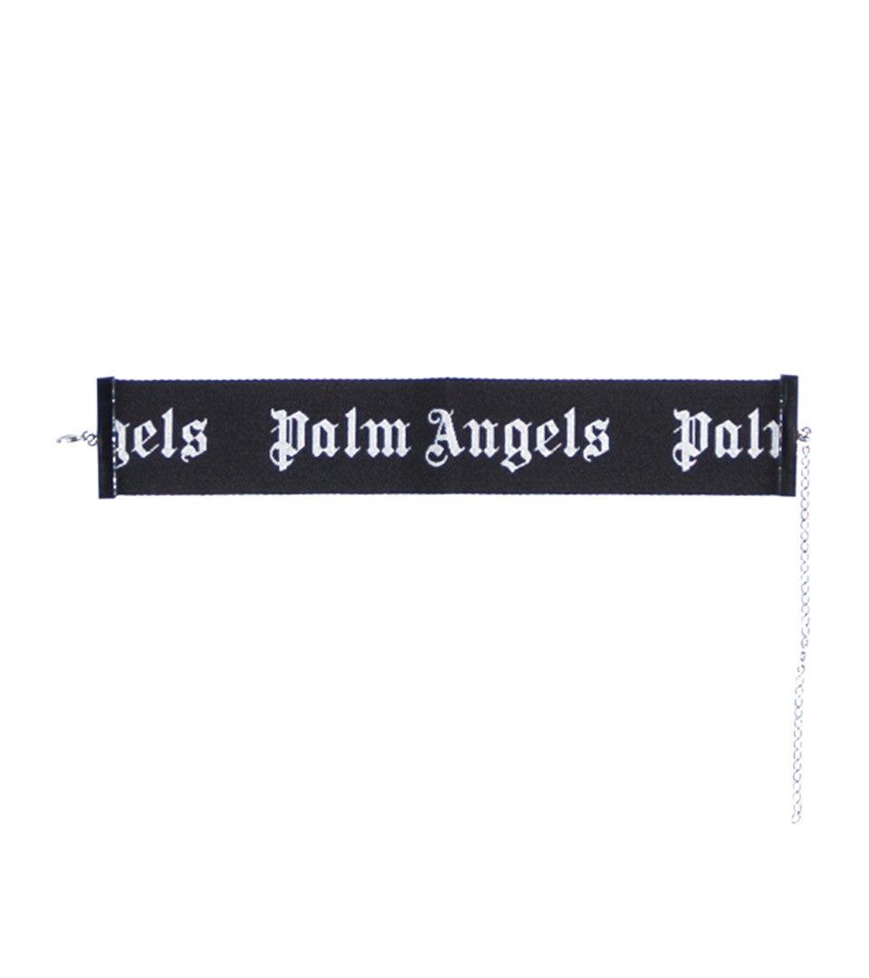 PALM ANGELS - LOGO CHOCKER