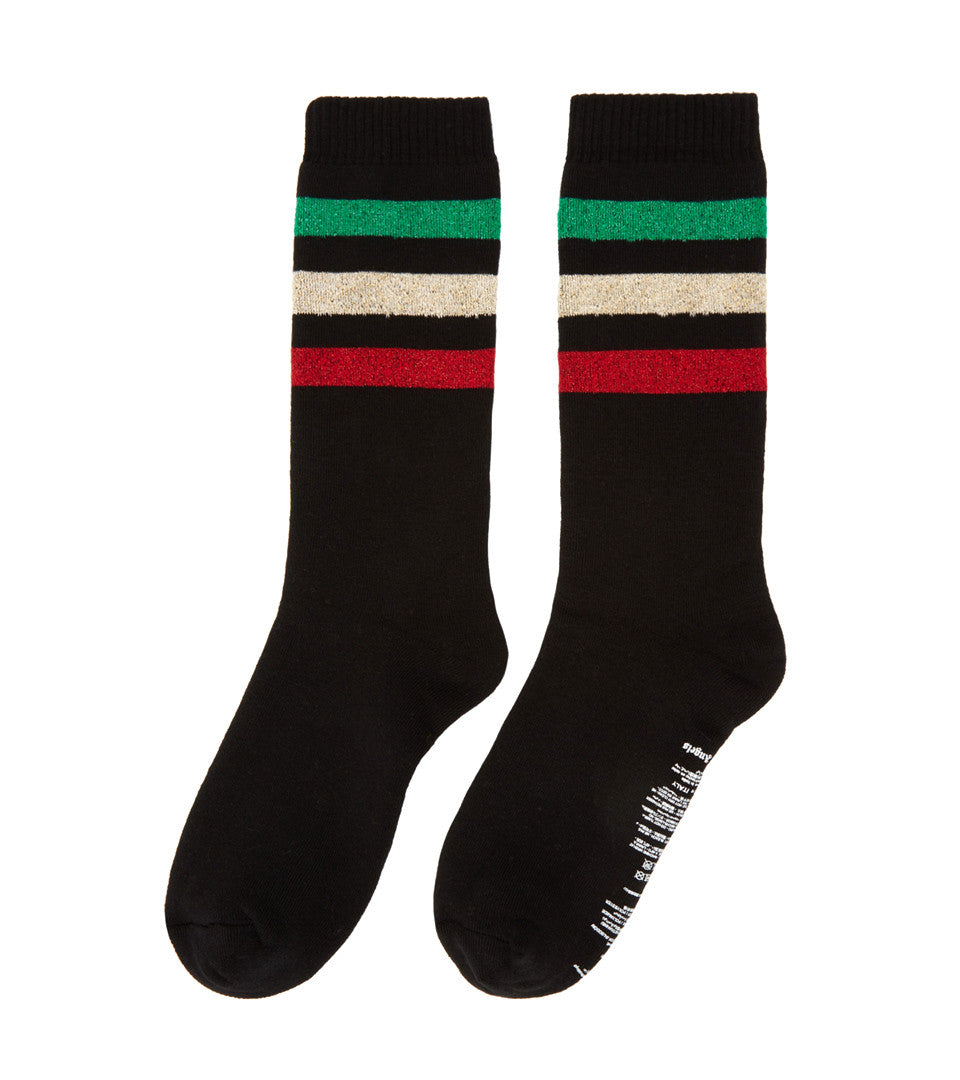 PALM ANGELS - RASTAFARI SOCKS
