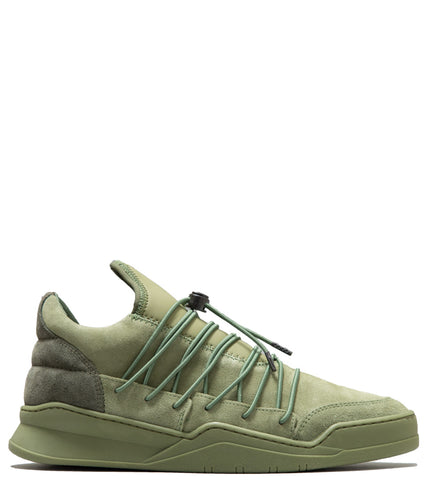 FILLING PIECES - LOW TOP LEE GREEN - COMMON  - 1