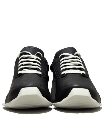 RICK OWENS - ADIDAS BOOST LEVEL RUNNER LOW