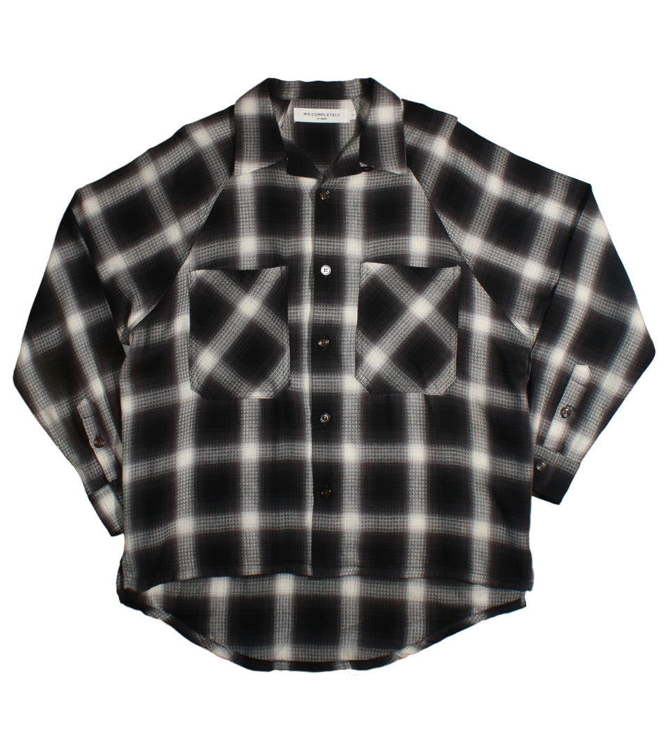 MR. COMPLETELY - RAGLAN FLANNEL - COMMON  - 1