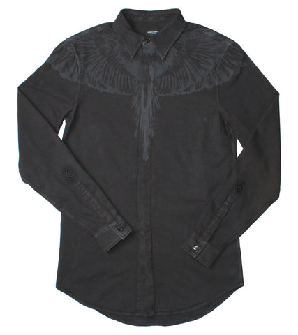 MARCELO BURLON COUNTY OF MILAN - HOYADA SHIRT - COMMON  - 1
