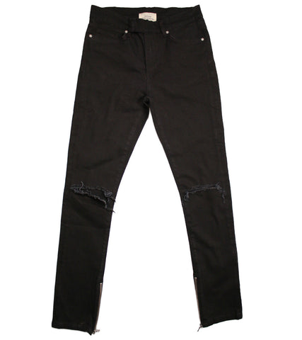 Askyurself - Phrase Angle Denim - COMMON  - 1