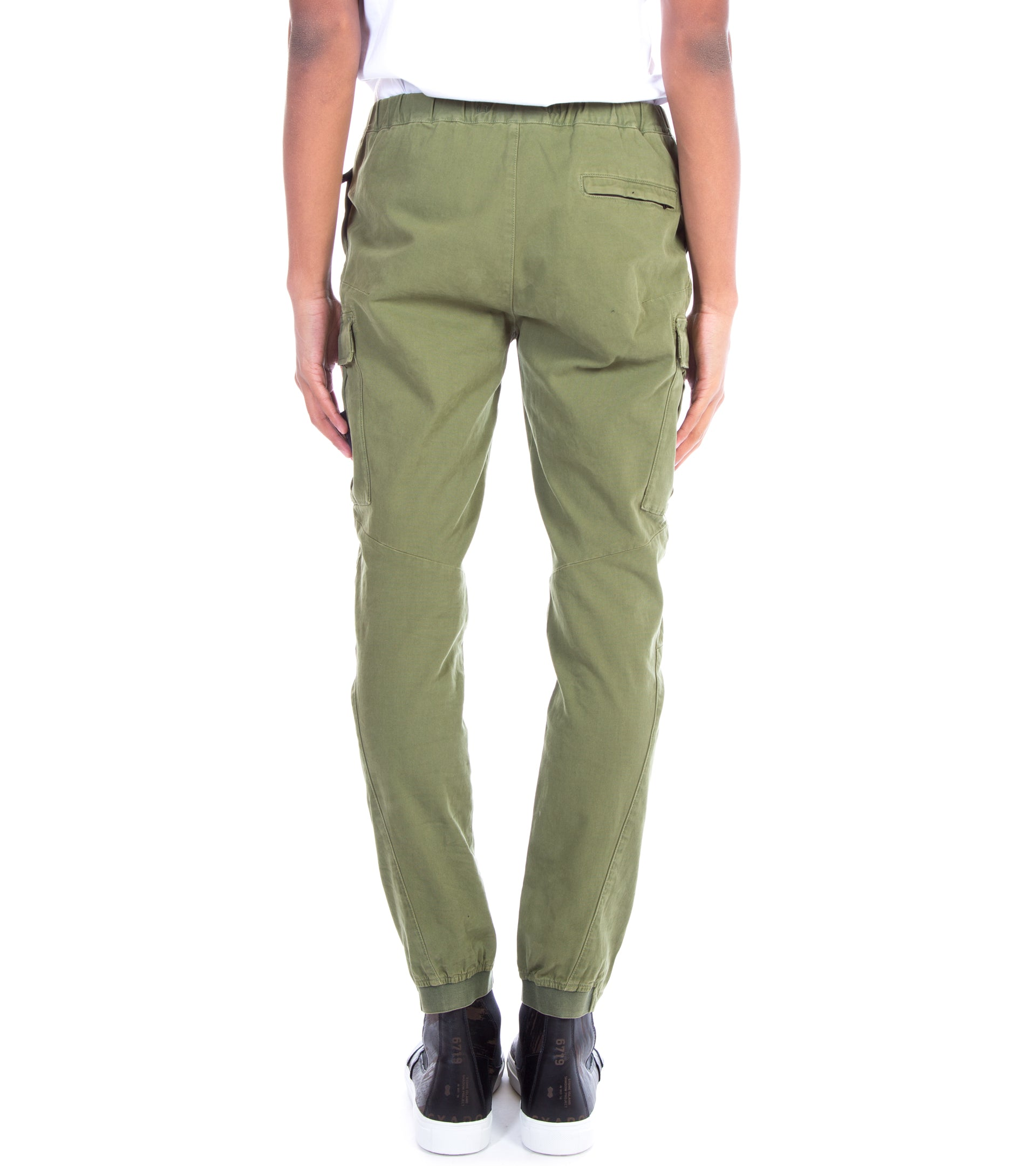 T.CO+OLD CARGO TROUSERS