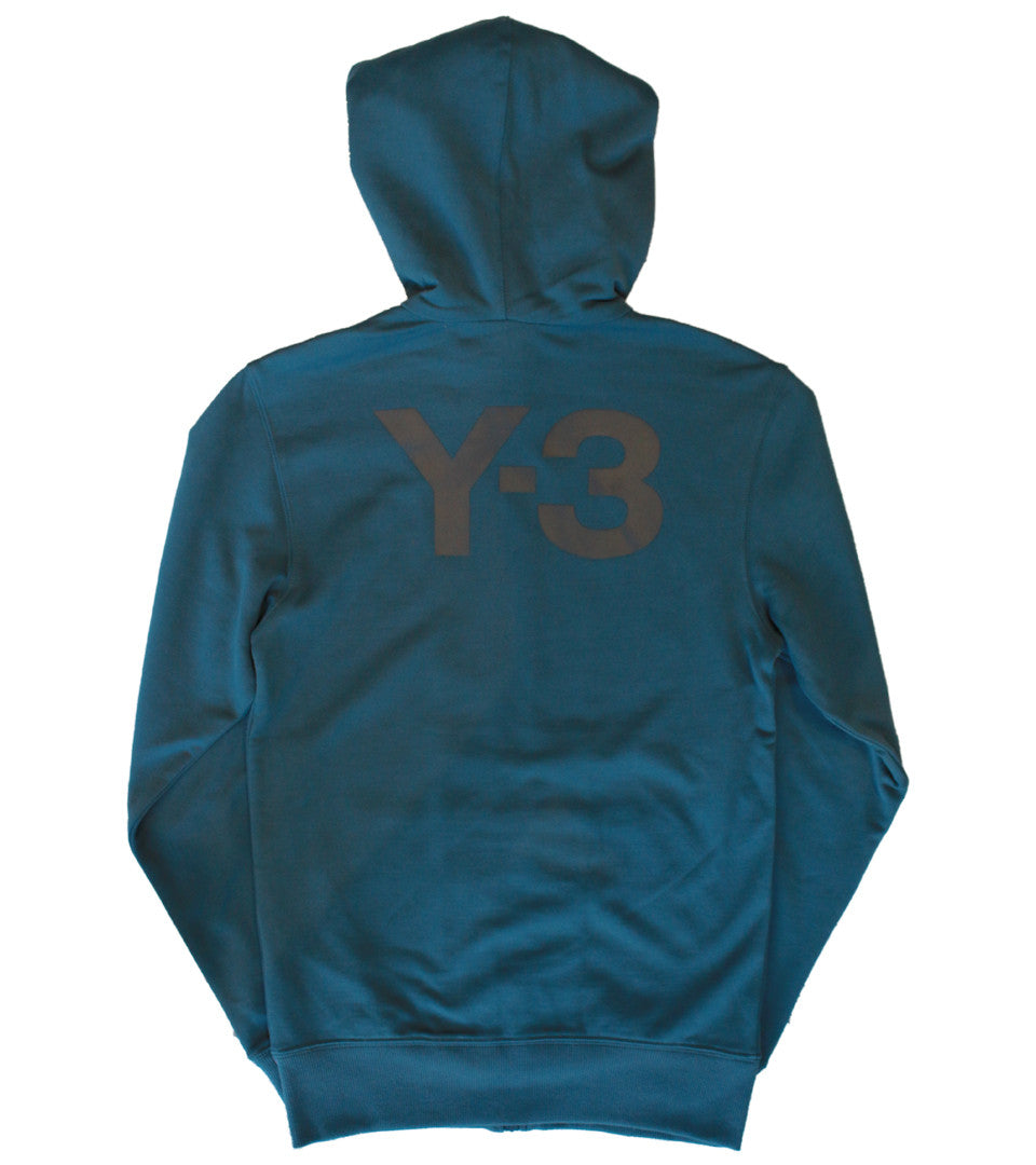 Y-3 - CLASSIC HOODIE - COMMON  - 2