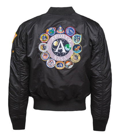 ALPHA INDUSTRIES - APOLLO MA-1 - COMMON  - 2