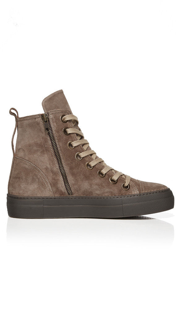Represent - Alpha Sneaker Boot Brown - COMMON  - 4