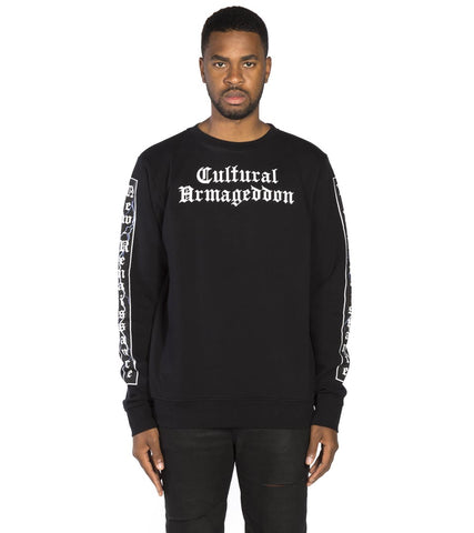 MARCELO BURLON - ARE CREWNECK