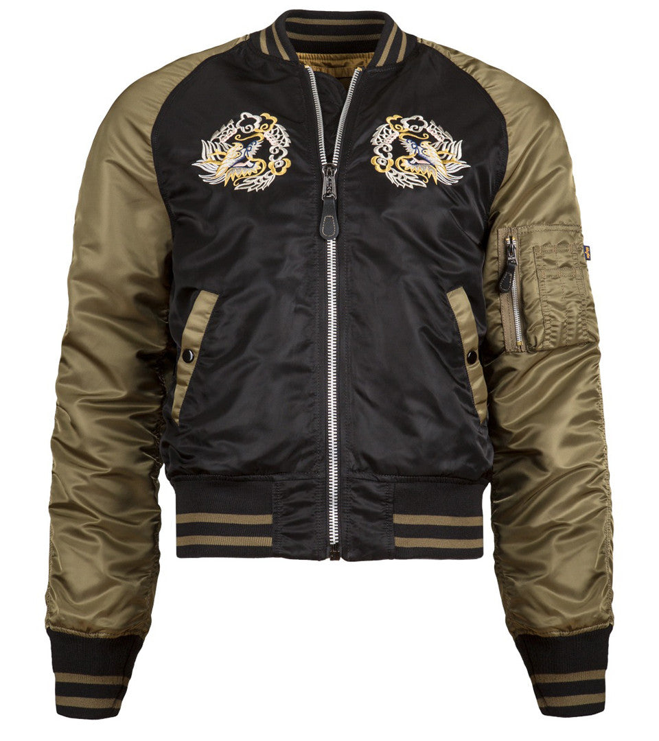 ALPHA INDUSTRIES - SOUVENIR EAGLE - COMMON  - 1