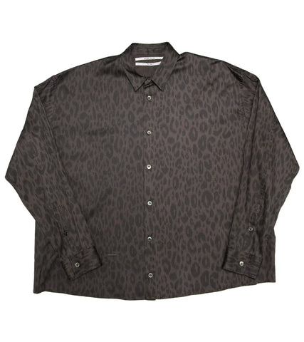 ROBERT GELLER - THE LEOPARD PRINT PHOTOGRAPHER SHIRT