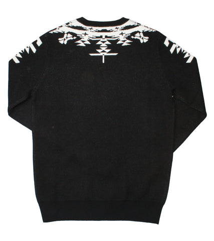 MARCELO BURLON COUNTY OF MILAN - HUEMULES SWEATER - COMMON  - 2