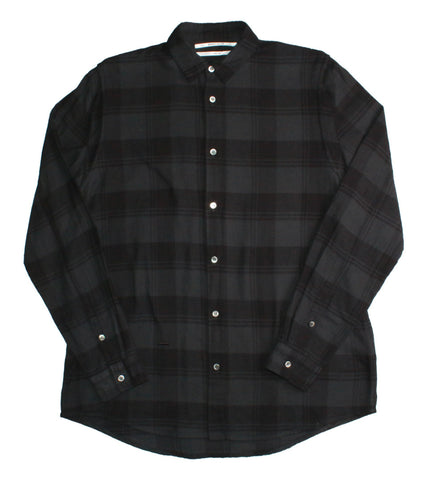 ROBERT GELLER - FLANNEL SHIRT - COMMON  - 1