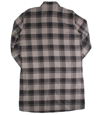 ROBERT GELLER - LONG FLANNEL  SHIRT - COMMON  - 2