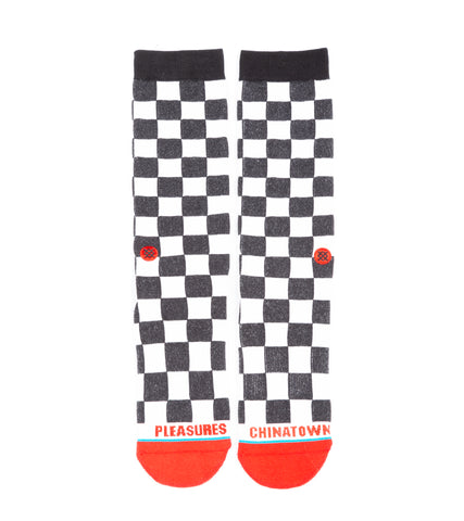 PLEASURES X CTM X STANCE SOCKS