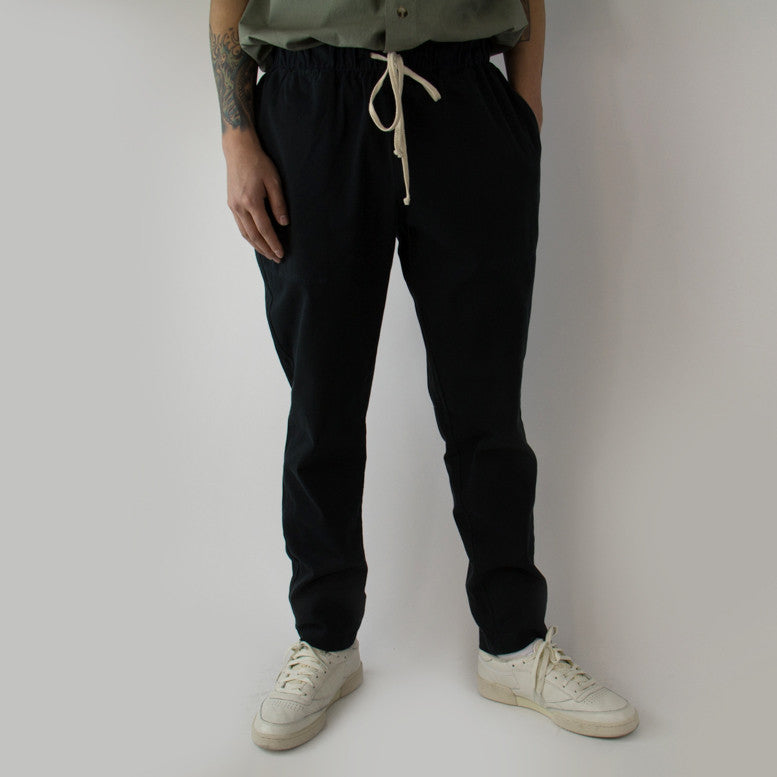 Eptm - Black skate pants - COMMON