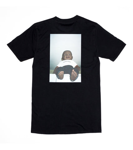 PLACES + FACES - BLACK PHOTO TEE