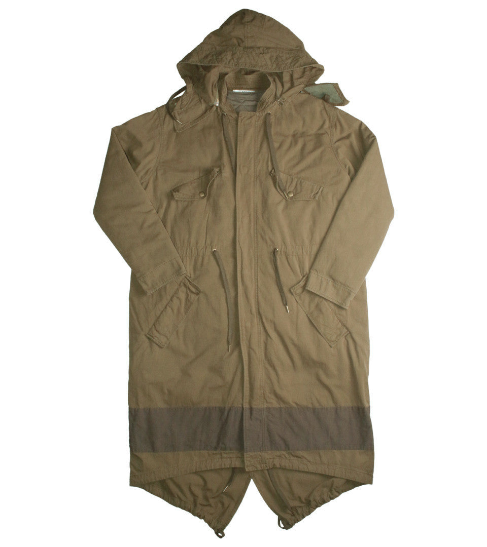 ROBERT GELLER - MILITARY COAT - COMMON  - 1