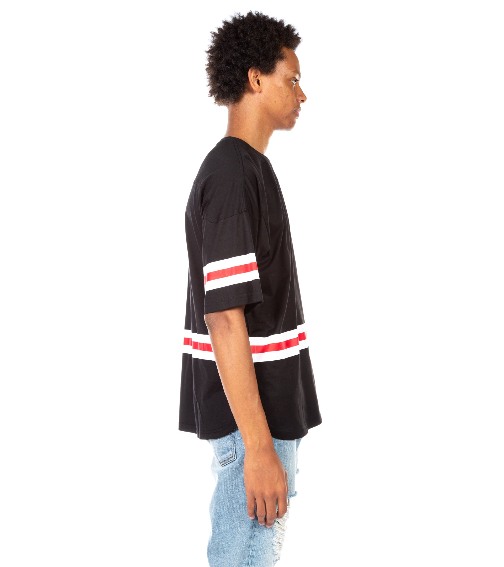 STAMPD - HOCKEY SHORT SLEEVE JERSEY