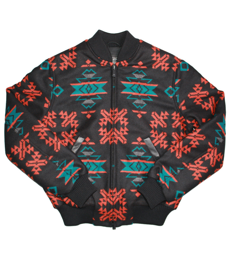 marcelo burlon county of milan - pendleton jacket - COMMON  - 1