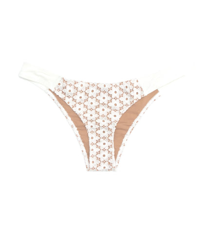 FOR LOVE AND LEMONS - LACE RUFFLE BOTTOM