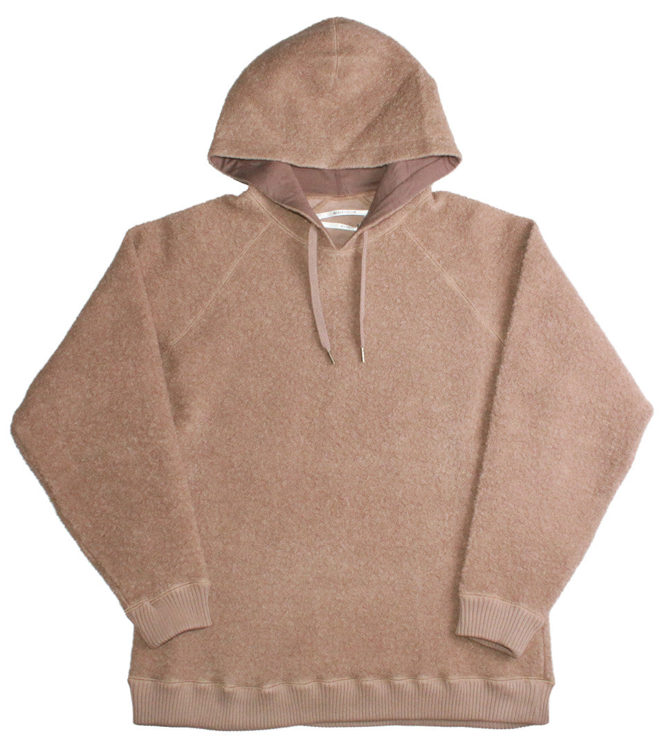 ROBERT GELLER - SHERPA SWEATER - COMMON  - 1