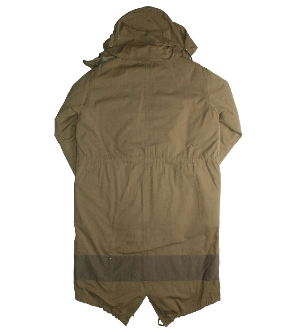ROBERT GELLER - MILITARY COAT - COMMON  - 2