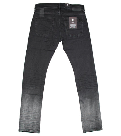 marcelo burlon county of milan - slim fit denim degrade - COMMON  - 2