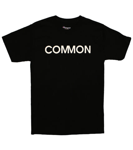 COMMON - LOGO TEE - COMMON  - 1