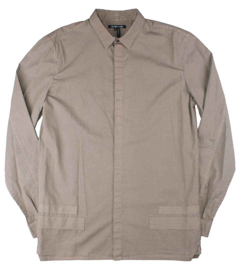 HELMUT LANG - TAPE SHIRT - COMMON  - 1