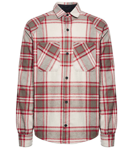 REPRESENT - FLANNEL SHIRT - COMMON