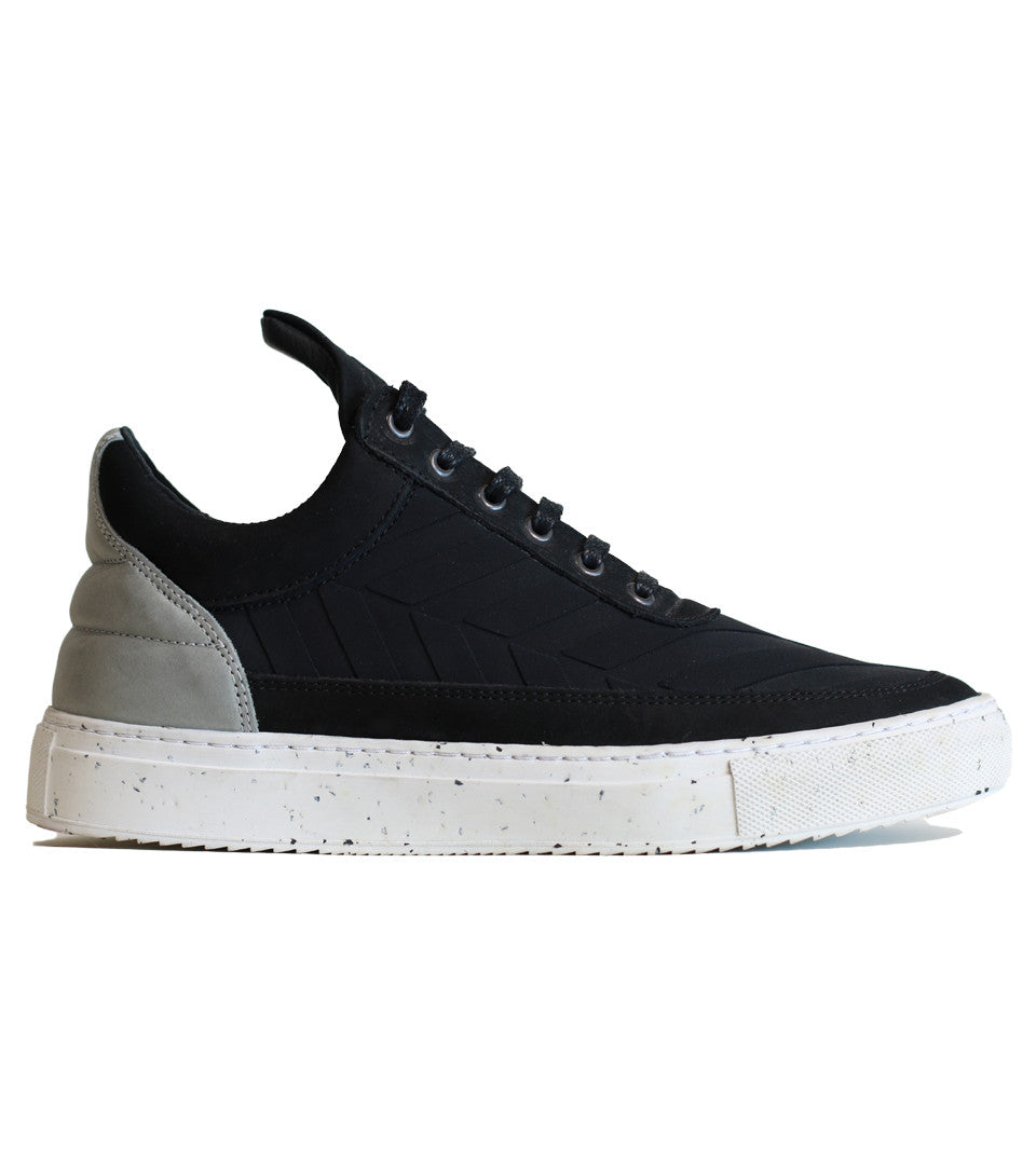 Filling Pieces - Low Top Neoprene White/Black - COMMON  - 1