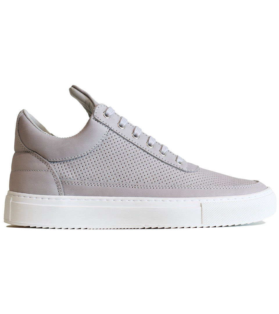 Filling Pieces - Low Top Tone Perforated Grey - COMMON  - 1