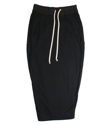 RICK OWENS DRKSHDW - SOFT SHORT PILLAR SKIRT - COMMON  - 1