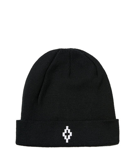 MARCELO BURLON COUNTY OF MILAN - CRUZ BEANIE - COMMON  - 1