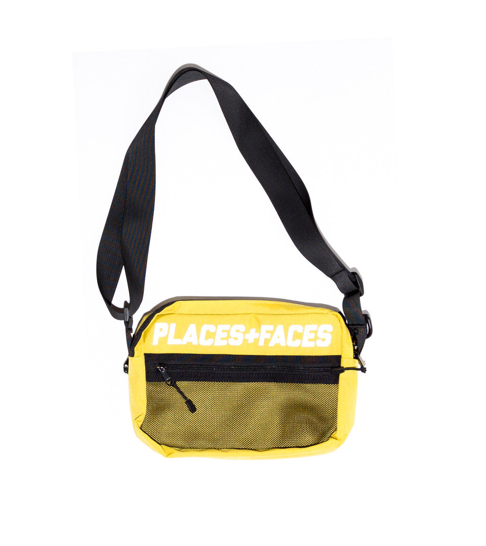 PLACES + FACES - POUCH BAG