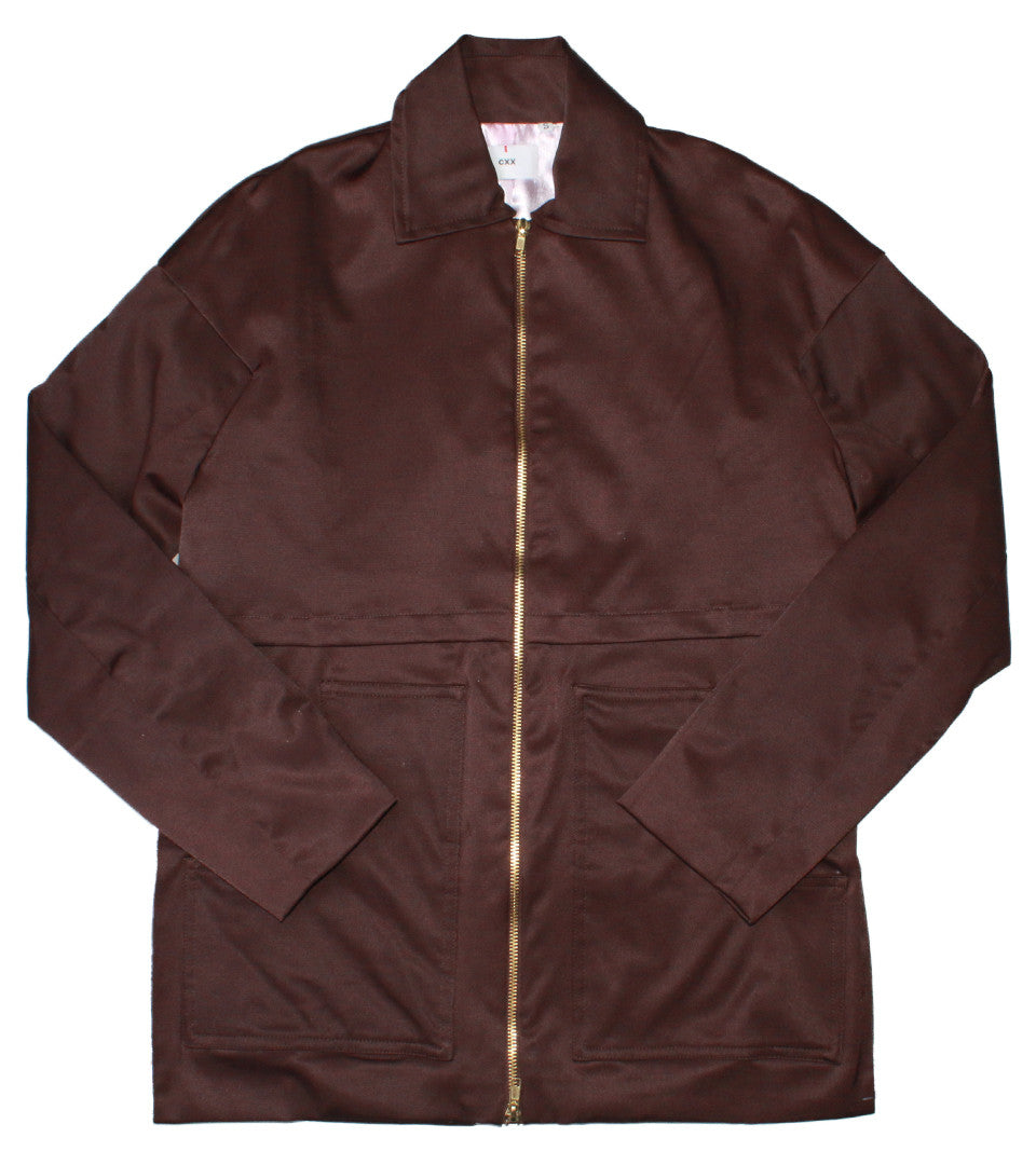 CXX - SATEEN COACH JACKET - COMMON  - 1