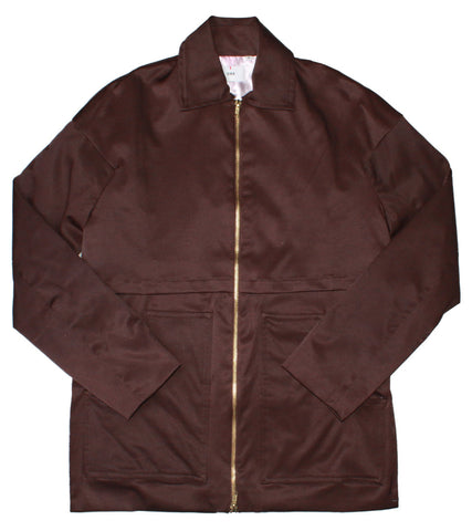 FABRIC MIX JKT