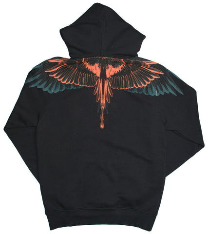 marcelo burlon county of milan - cerro blanco hood sweatshirt - COMMON  - 2