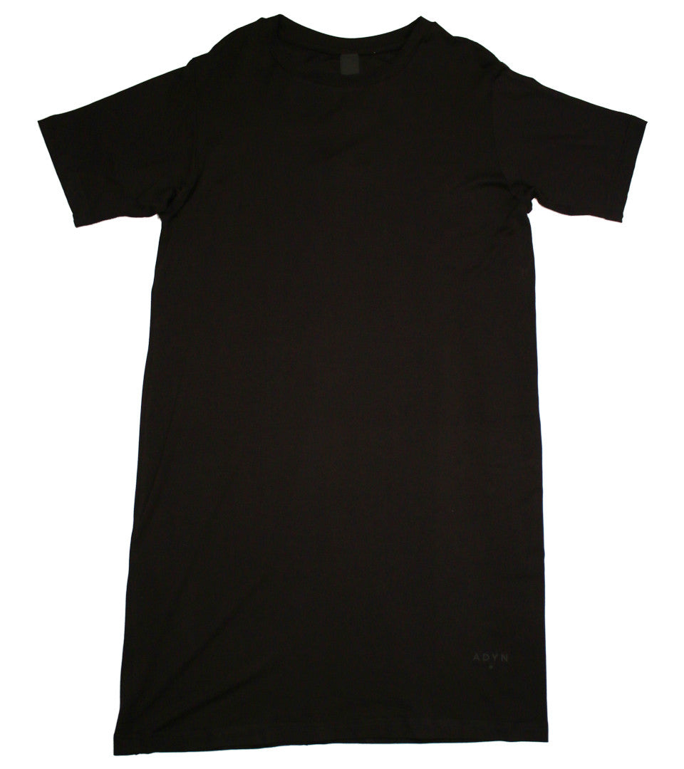 Adyn - Black Essential Long Tee - COMMON  - 1